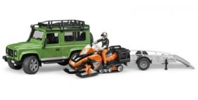 Игрушки Land Rover LBTY551GNA